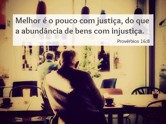 Provérbios 16:8