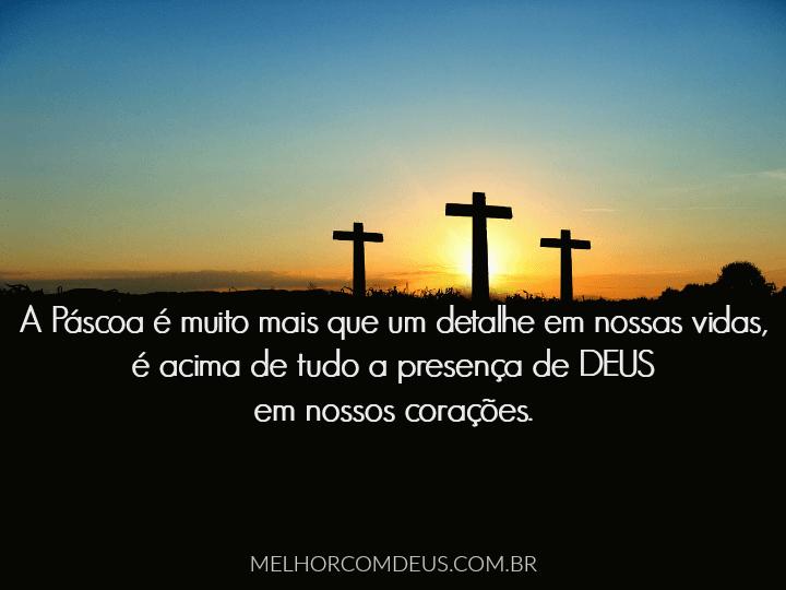 Páscoa - Presença de Deus