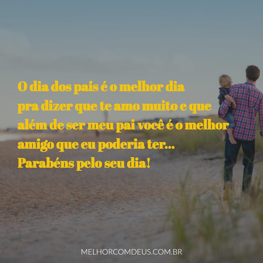 Te Amo Pai - Dia dos Pais