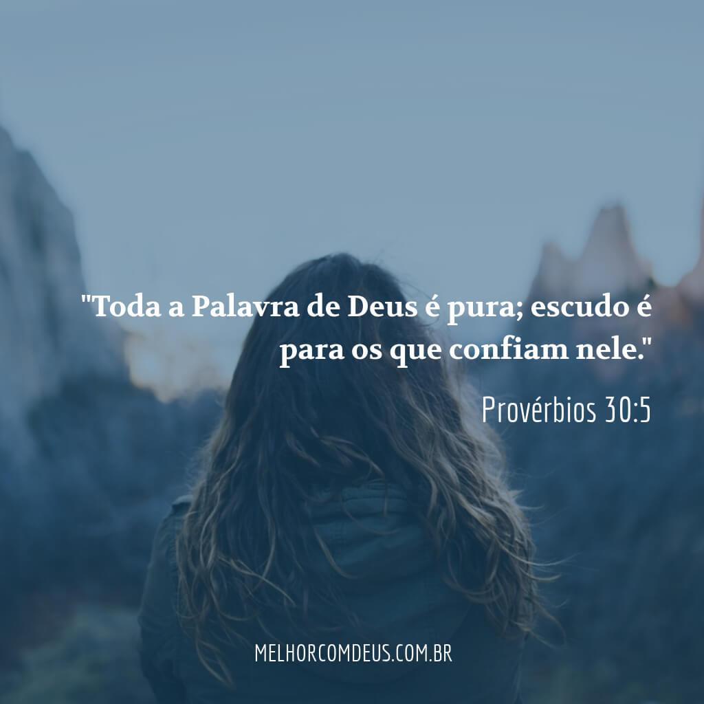 Provérbios 30:5