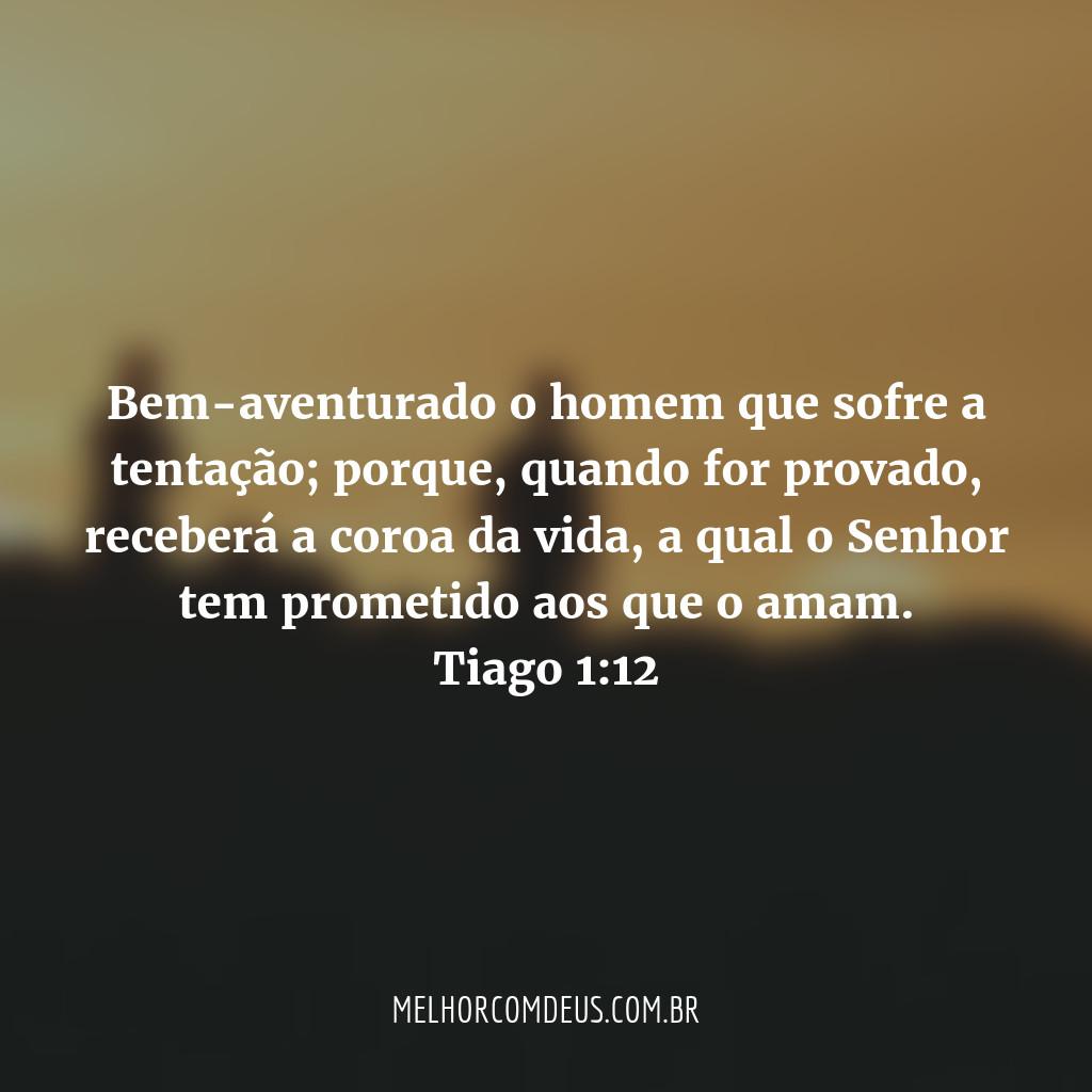 Tiago 1:12