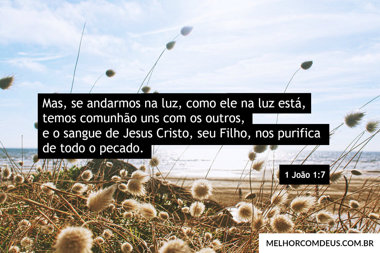 1 João 1:7