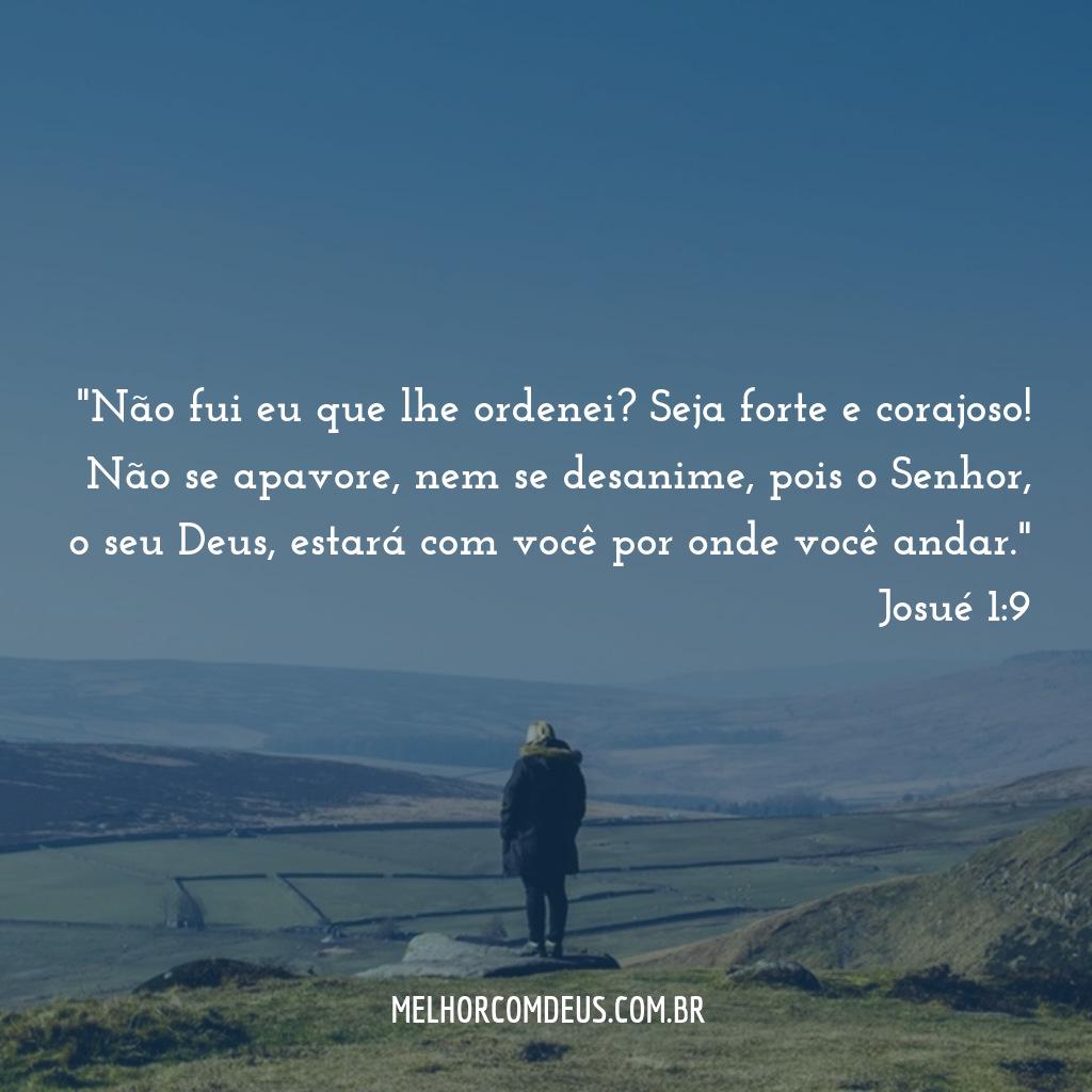 Josué 1:9