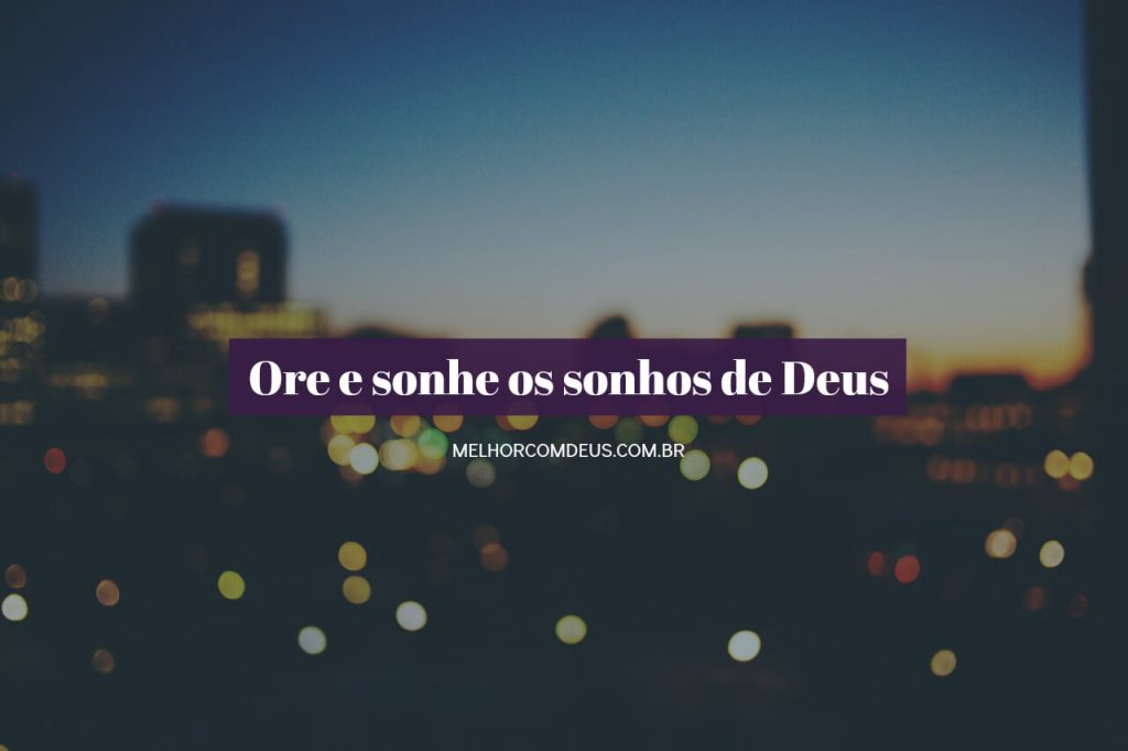 Sonhos de Deus