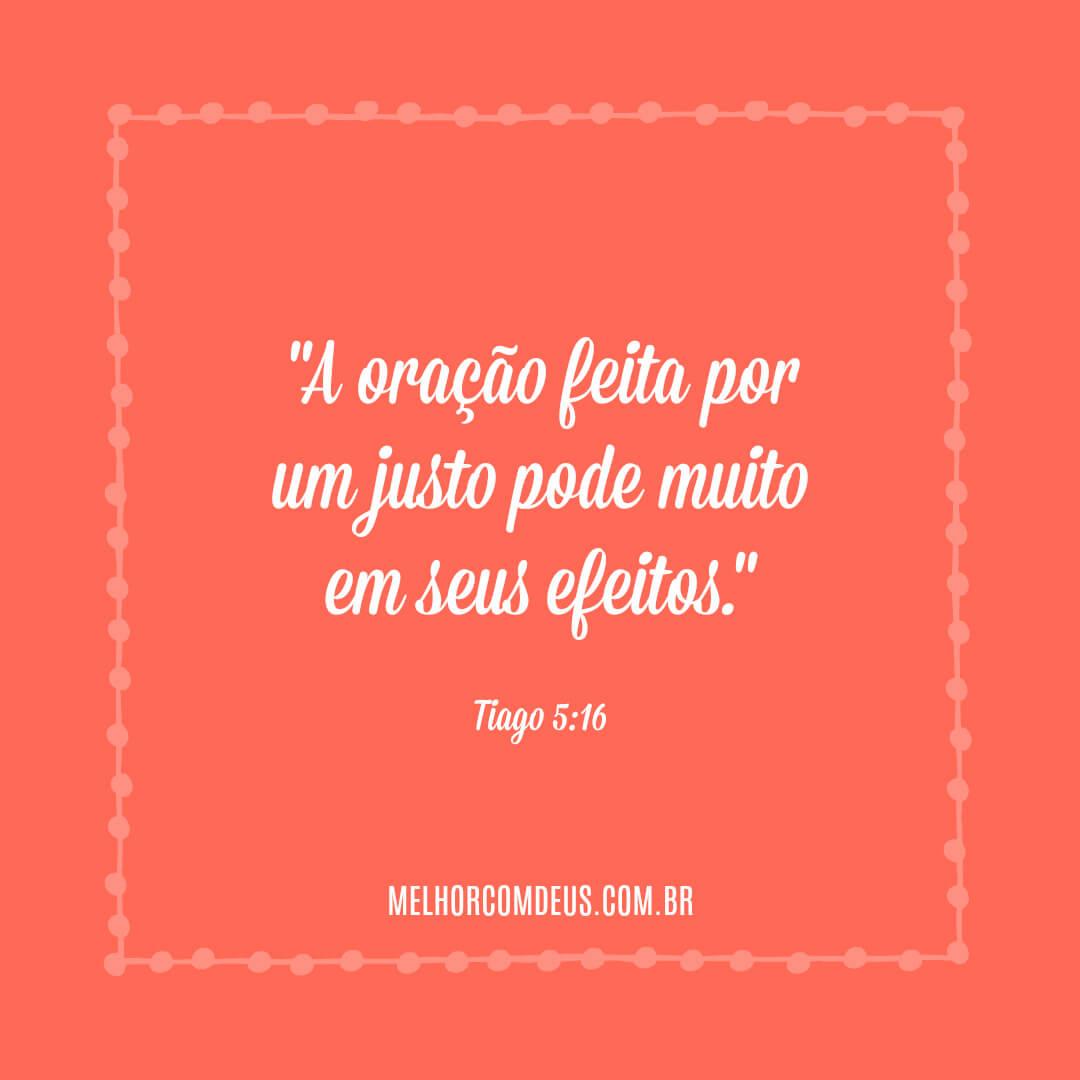 Tiago 5:16