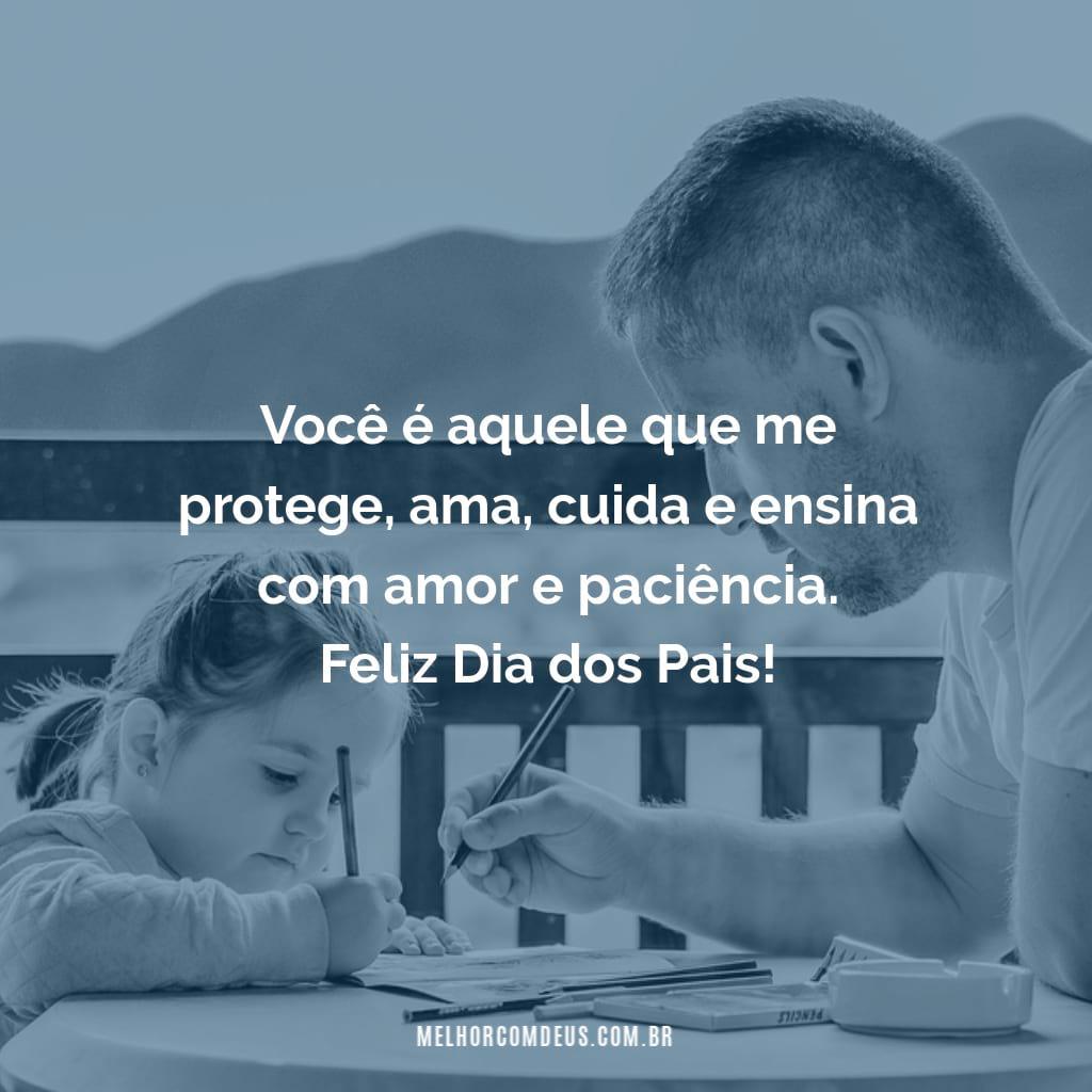 Pai ama e cuida