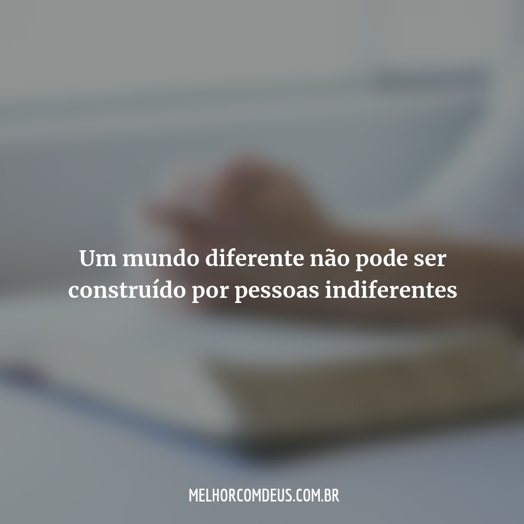 Um mundo diferente - Peter Marshall
