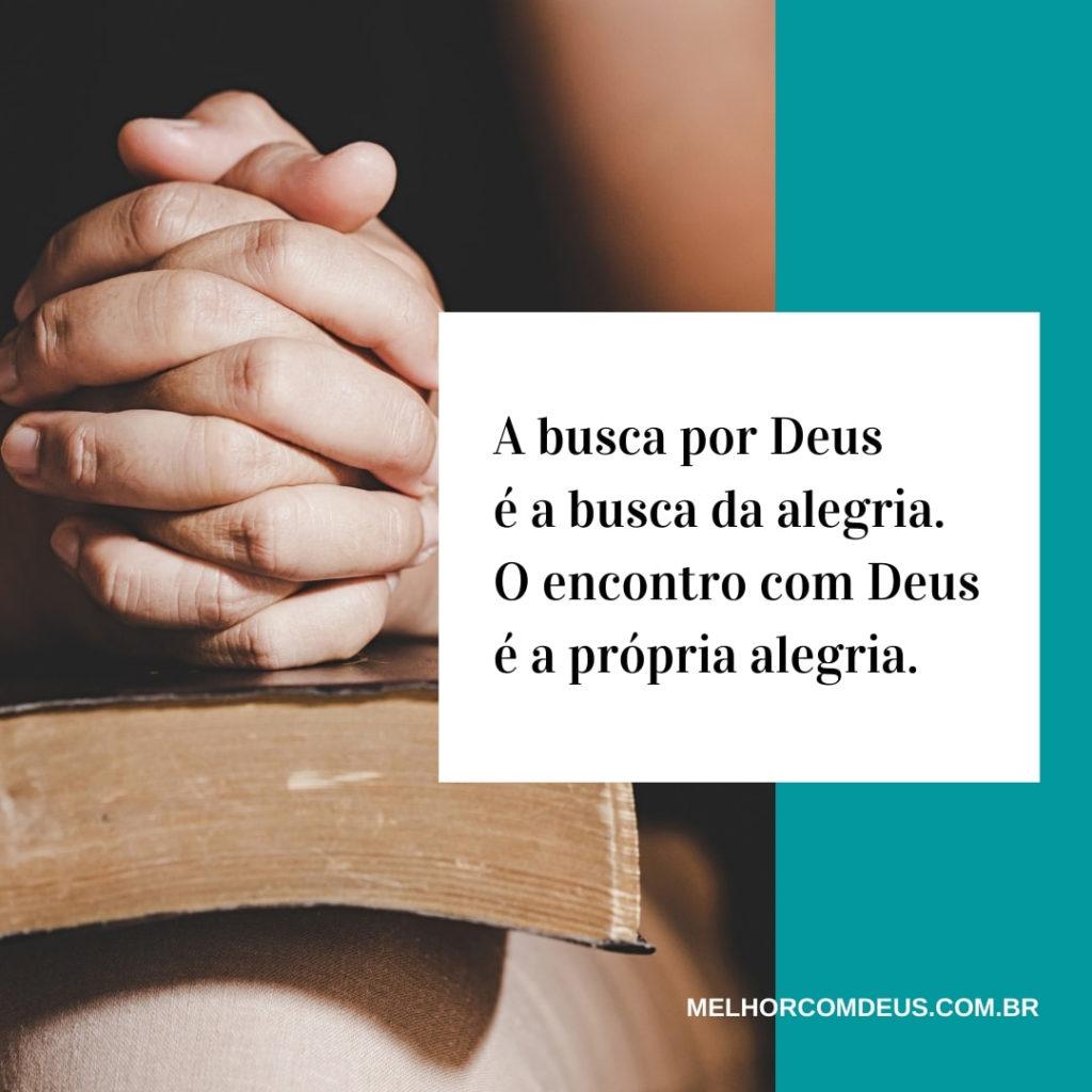 Busca por Deus